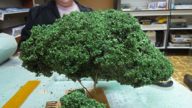 Деревья для диорам (возможные варианты). A2a8863d01de