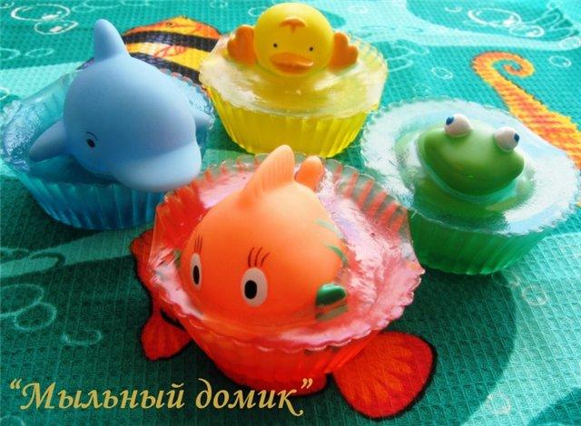 Мыло для деток - Страница 2 Bab028c994d3