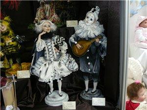 Время кукол № 6 Международная выставка авторских кукол и мишек Тедди в Санкт-Петербурге - Страница 2 4966d583d84at