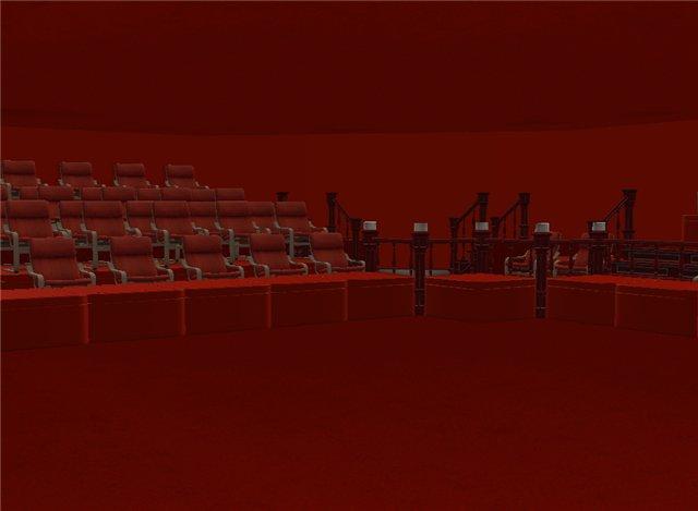 Цирковая арена (зрительный зал)  6b18604854c8