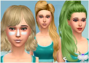 Женские прически (короткие волосы) - Страница 2 7beafb86a8b3