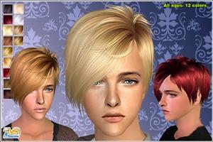 Мужские прически (короткие волосы, стрижки) - Страница 6 F60a9ec1b747