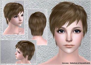Мужские прически (короткие волосы, стрижки) - Страница 5 7ce65605a39f