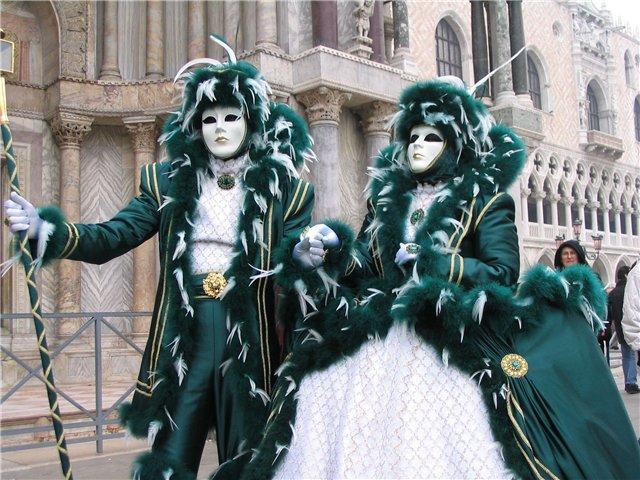 Венецианские маски B959cdecfce7