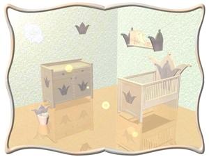 Комнаты для младенцев и тодлеров - Страница 3 7b3976365ba8