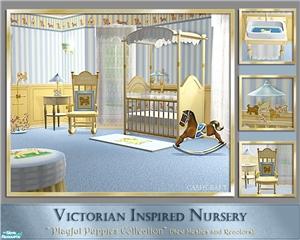 Комнаты для младенцев и тодлеров - Страница 2 207424ad6a1a
