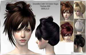 Женские прически (короткие волосы, стрижки) - Страница 4 395e6a9bb863