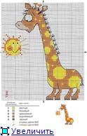 Жирафики - вышивка 84e8973a5f25t