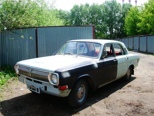 """ГАЗ-24 1971 г.в. """"Белая ночь"""" 90b150c3832f"""