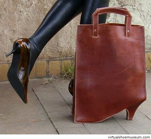 Креативная обувь Ff23b7bff7d1