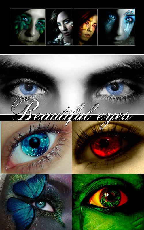 Beautiful eyes 0bc8e4eb1627