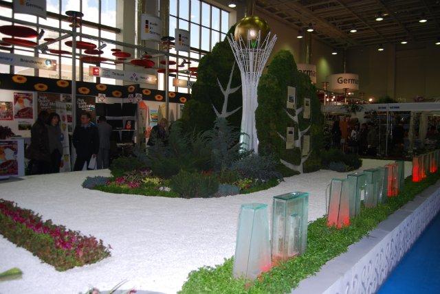 Международная выставка цветов AstanaFlorExpo - 2011 339b9845a3e6