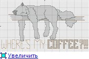 Кофейная авантюра (вышивальная) A94629971d3bt