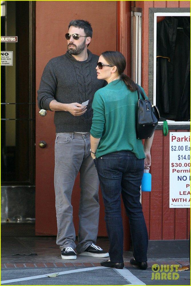 Ben Affleck and Jennifer Garner - Страница 4 830a532deddc