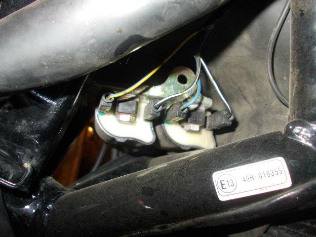 Хонда СВ500 (маленький якудза) 23698d5c6b4b