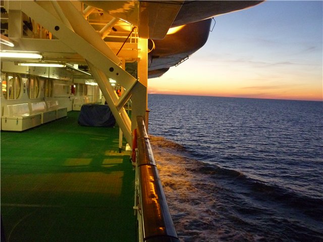 В Стокгольм по Балтийскому морю 1cba57ed37b2