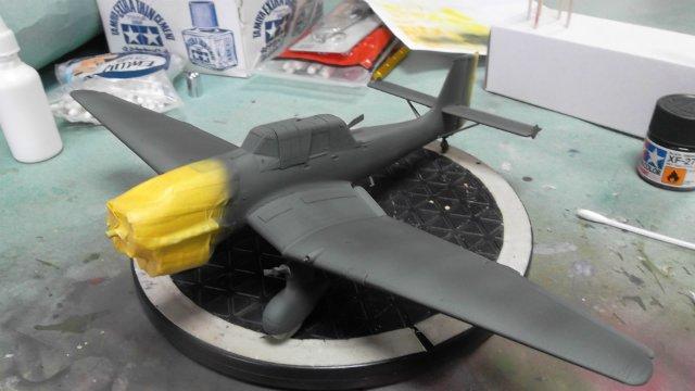 Ju-87 B-2 «Stuka», 1/48, (Tamiya 37008). 8f643fe8933a