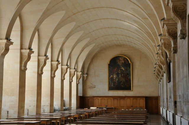 Les nouveaux bâtiments conventuels des XVII° et XVIII° siècles D601c28fee98