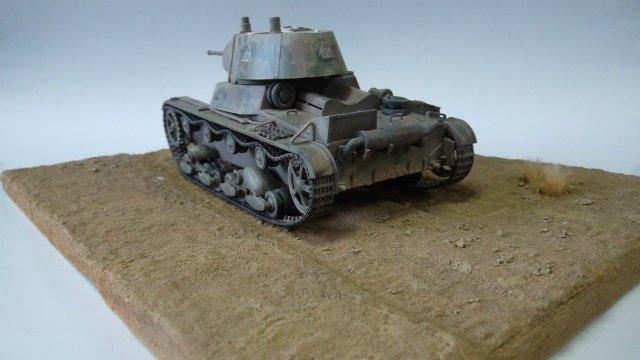 Т-26 обр. 1939 г. 1/35, (Mirage hobby 35309). F5f557727fb2