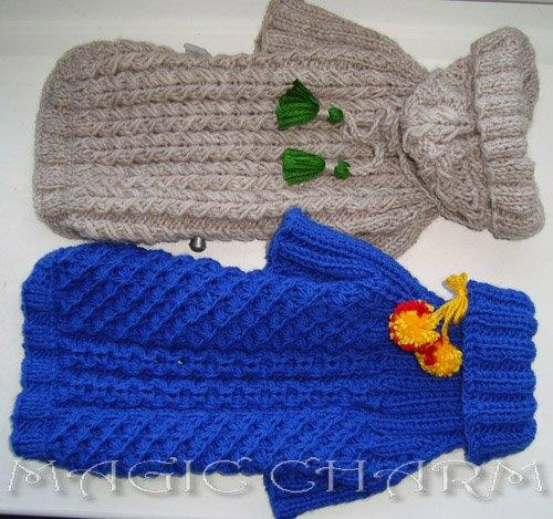 Magic Charm - ошейники, поводки, ринговки, вязаная одежда и другие аксессуары для собак - Страница 2 5cb0c3135b44