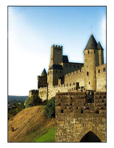 Каркассон (франц. Carcassonne) - город-крепость. Abdeb6f22320