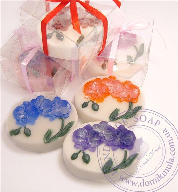 Цветочное  мыло - Страница 10 9870865819a7