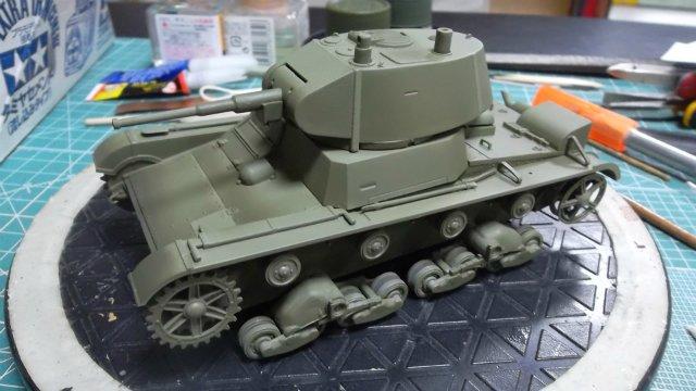 Т-26 обр. 1939 г. 1/35, (Mirage hobby 35309). 1a307e5f2555