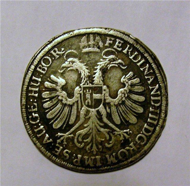 Thaler de Ferdinand III - 1638 7b3bf13bebb8