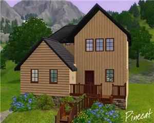 Жилые дома (небольшие домики) - Страница 2 03d0a9f97ab5