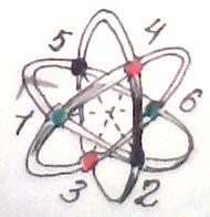 Числа магического шестиугольника. 80d37aff3e0f