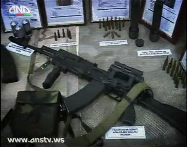 Armée Azeri / Azerbaijani Armed Forces / Azərbaycan Silahlı Qüvvələri 6fe3b0d57d38