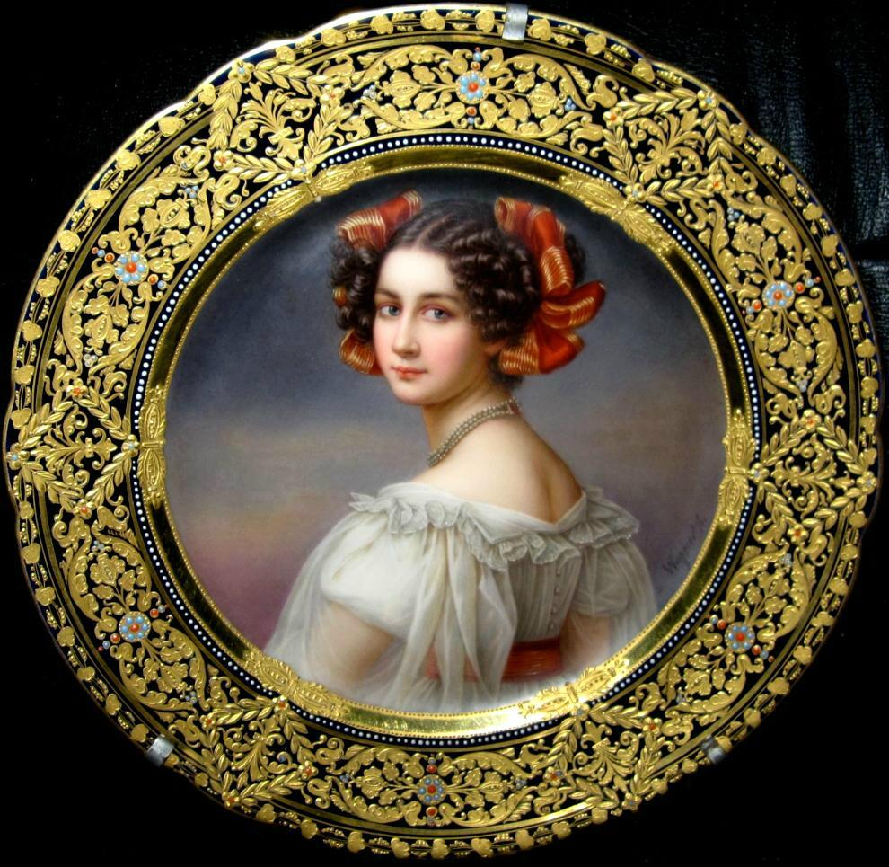От живописного портрета - к истории... 05229acf3ff6