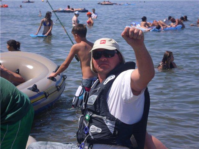 Отчёт о турнире по блеснению с лодок на Кинерете 26.05.2012 6cc101a2e3c5
