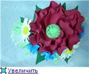 Цветы ручной работы из полимерной глины - Страница 5 93a526c131e2t