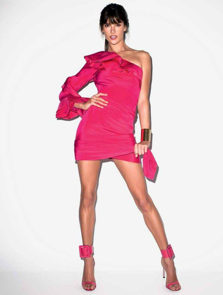 Alessandra Ambrosio - Страница 13 Eb2239523ba8