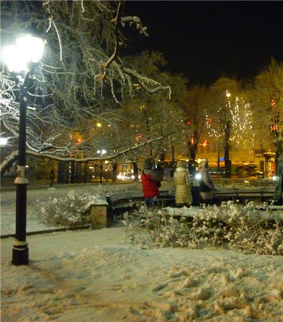 Зимняя сказка на наших фотографиях - Страница 3 Ba4a5209fce1