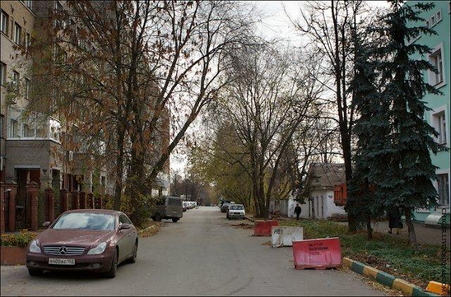 Старый-новый Нижний Новгород. 4c74af298d6e