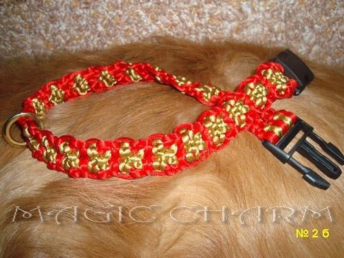 MAGIC CHARM - обереги, ошейники, украшения, ринговки и другие аксессуары для  собак и кошек. 0f64b43b883f