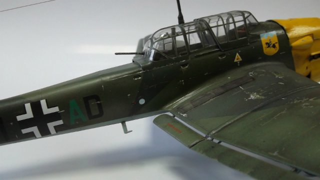 Ju-87 B-2 «Stuka», 1/48, (Tamiya 37008). 12e43e341f20