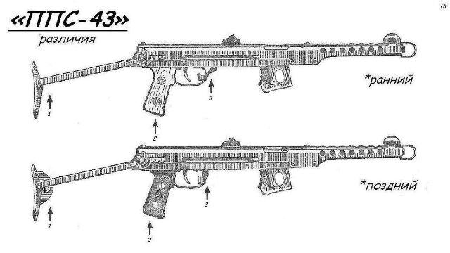 Магазин пистолет-пулемёта Судаева 68184bfe5b49
