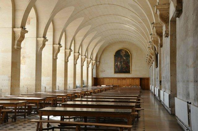 Les nouveaux bâtiments conventuels des XVII° et XVIII° siècles A0adbe15b3d8