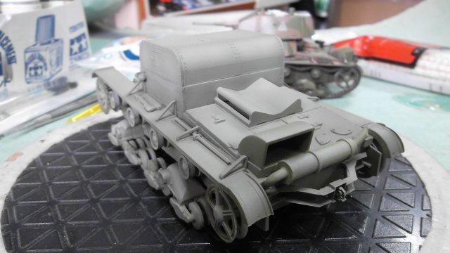 Т-26Т артиллерийский тягач, 1/35, (RPM 35072). 21f45a3835c9