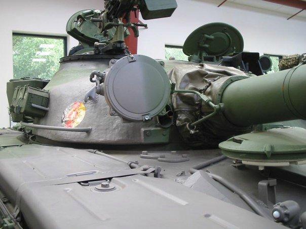 ВАЛК! Т-72М, армии ГДР 4cd7061d7716
