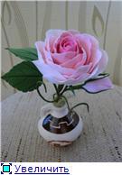 Цветы ручной работы из полимерной глины Ad5eb86a588at