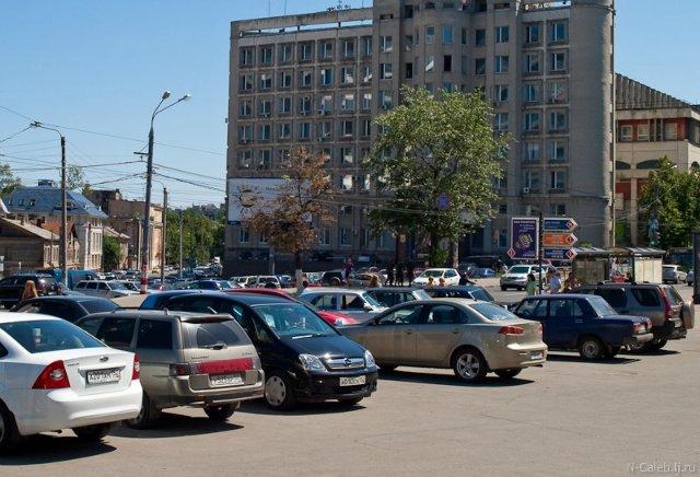 Старый-новый Нижний Новгород. 187e737b37f4
