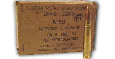 Гильза от итальянского патрона 8x59 Breda D0e7fcb0ec2b