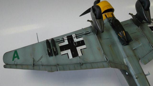 Ju-87 B-2 «Stuka», 1/48, (Tamiya 37008). 57f493c66a5d