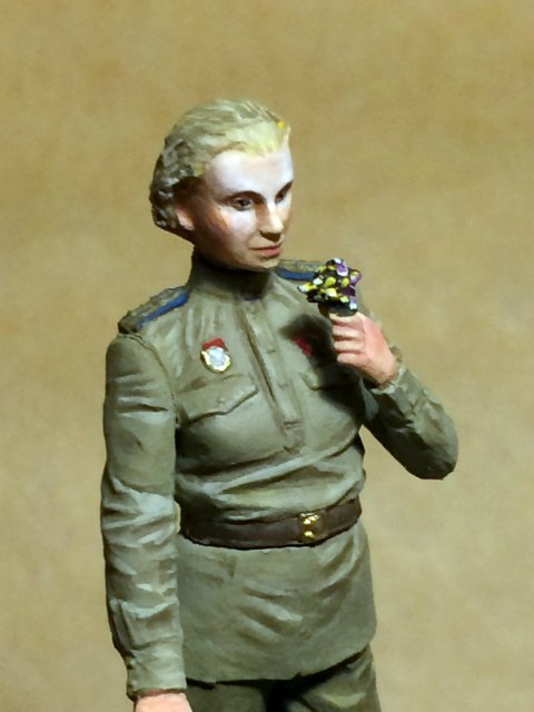 Лидия Литвяк, Master box 1/32 12c67bbe45e4