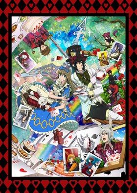 Очередной анонс аниме «Alice in Wonderland» 5d8f619e3679