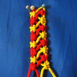 Ажурная плетёная тесьма Dfeb1409f4e5
